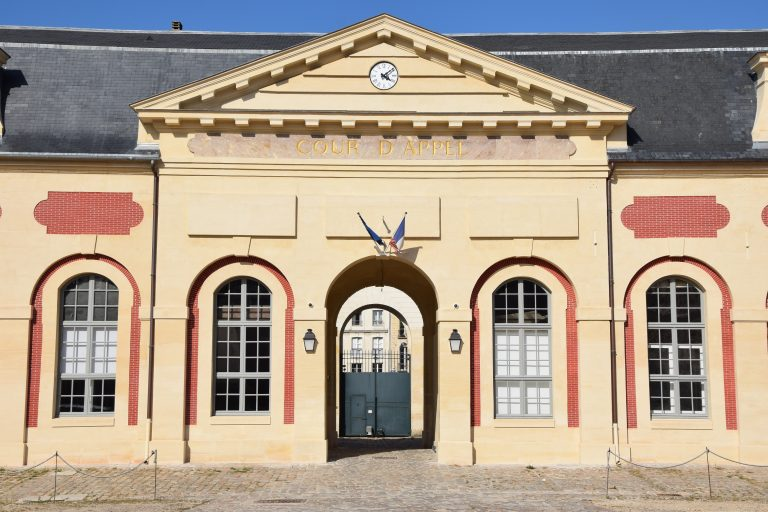 cour dappel de Versailles