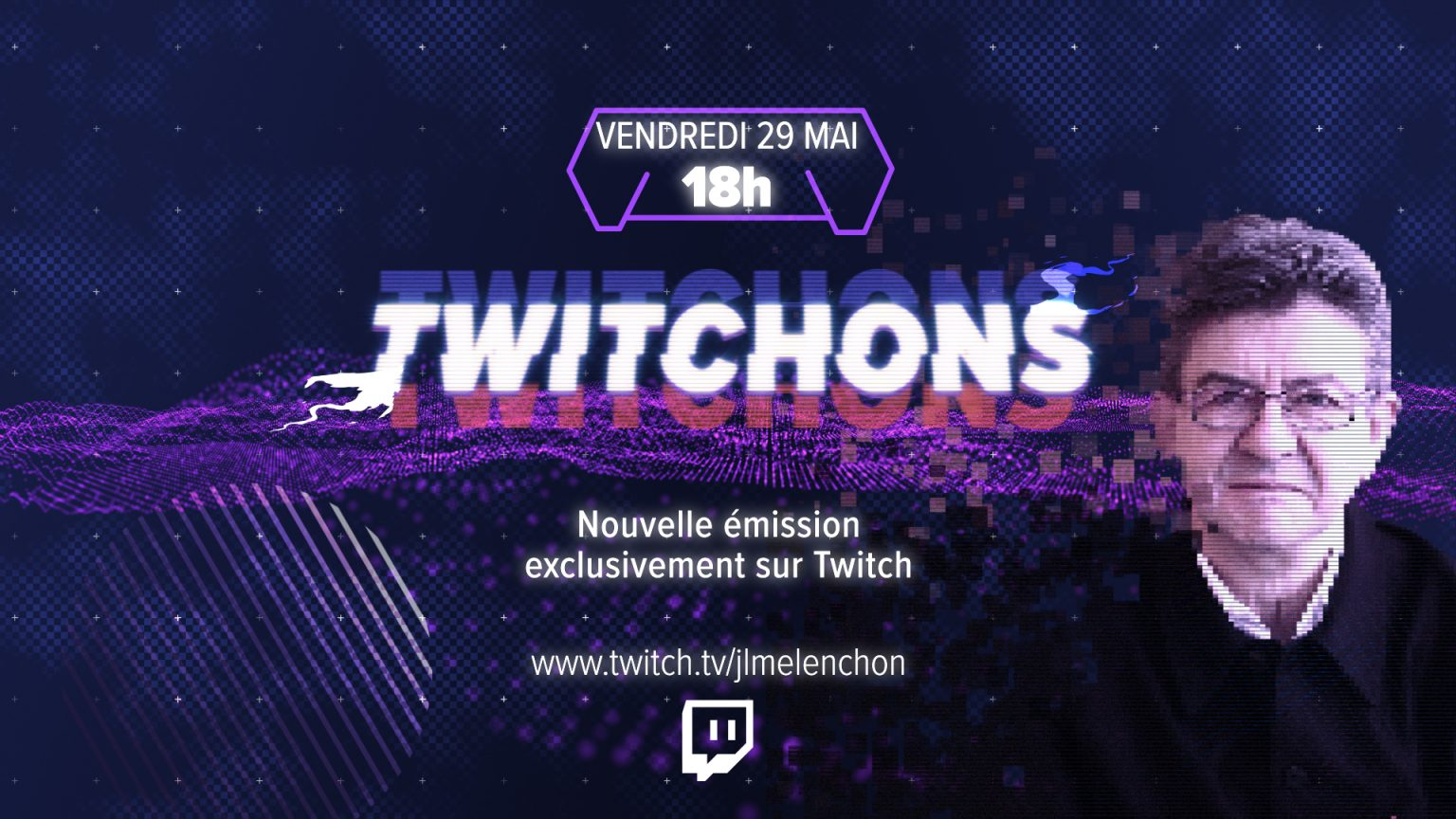 Mélenchon Twitch