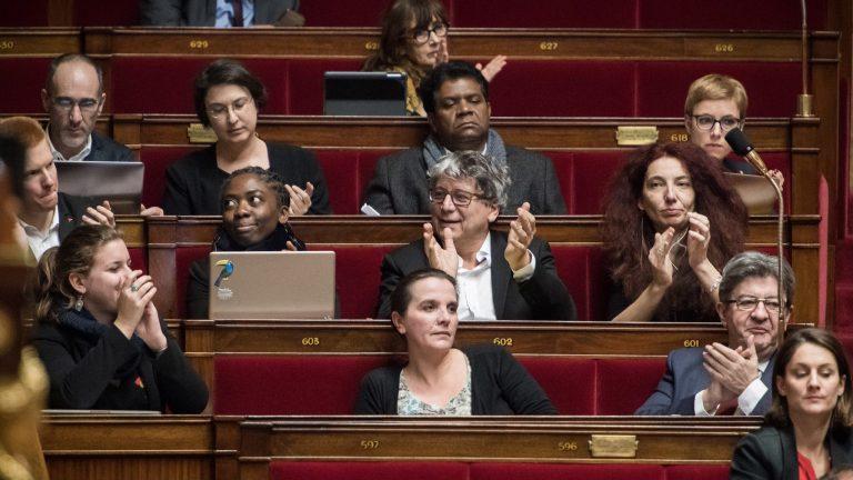 Assemblée nationale niche groupe insoumis