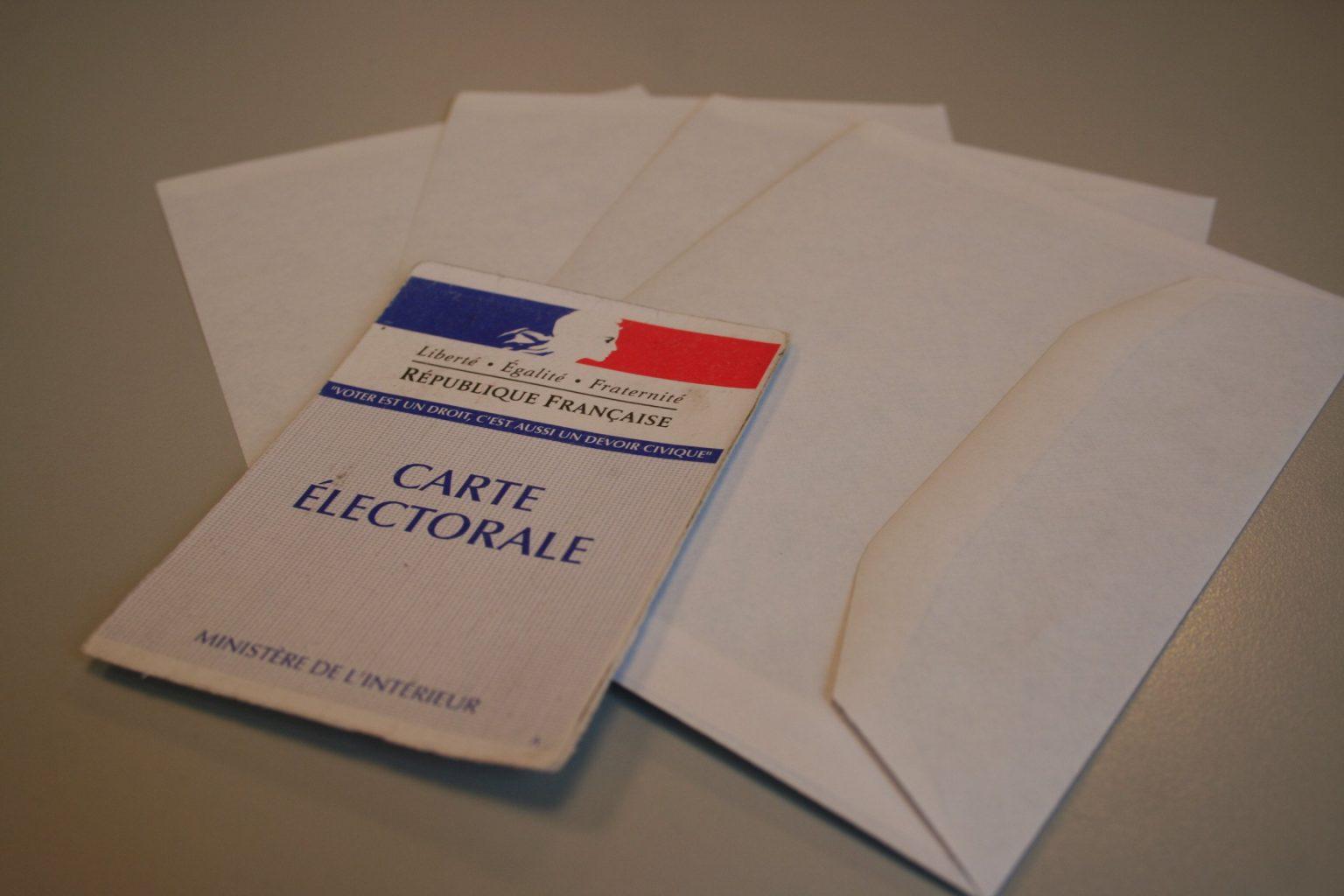 Carte C3A9lectorale Vote France 1