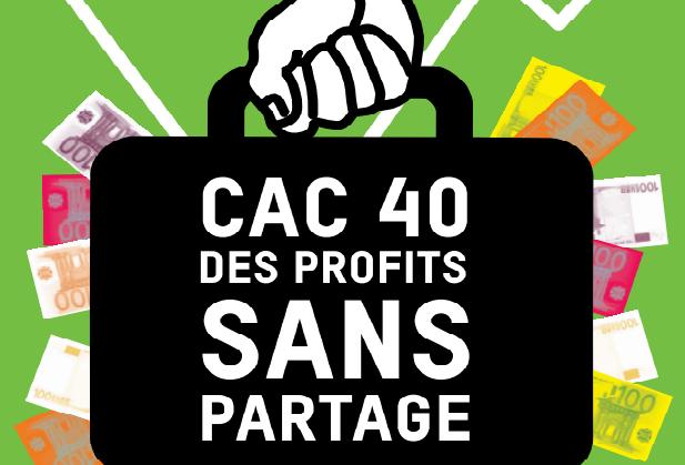 CAC 40 profits