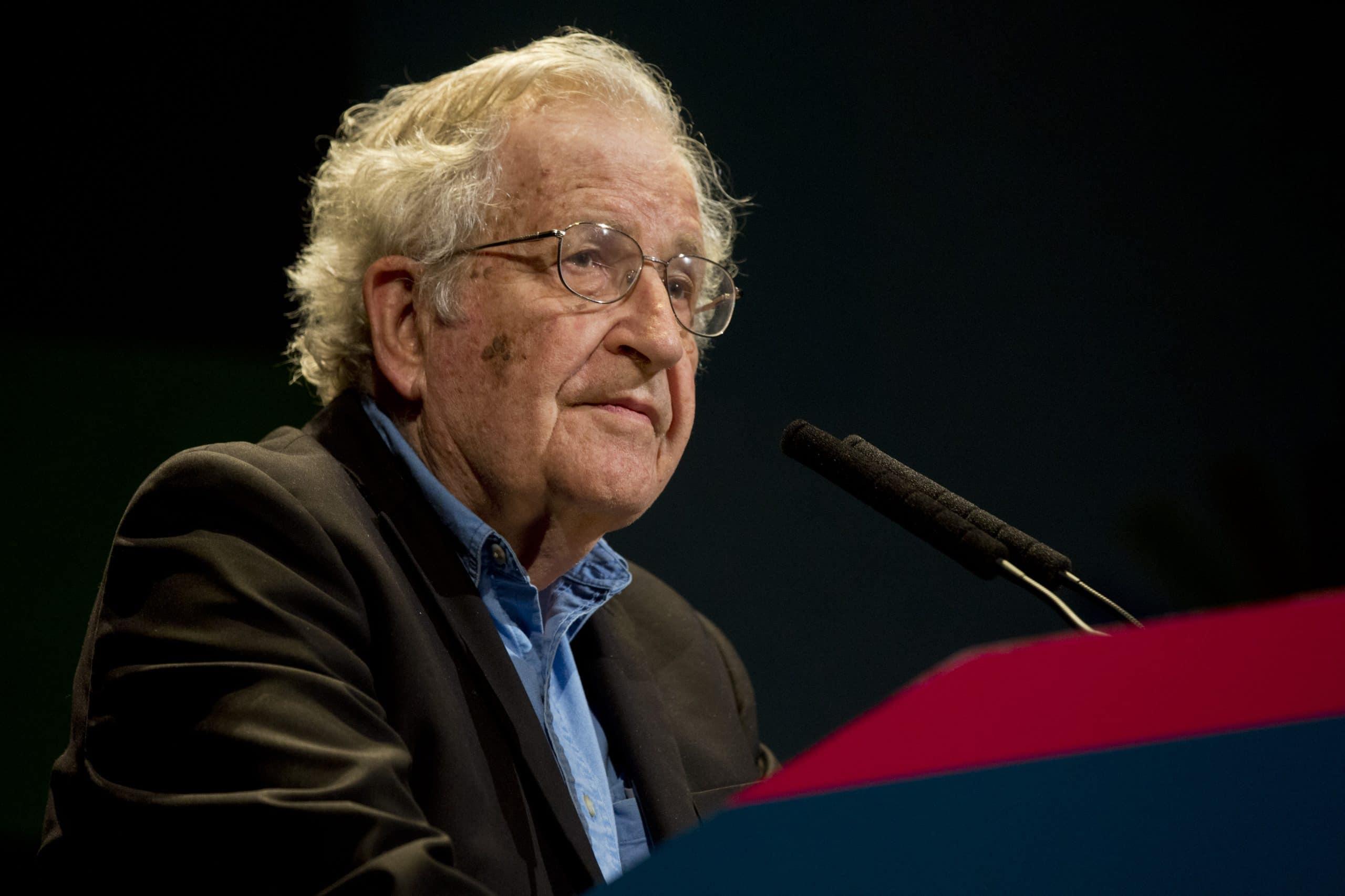 Noam Chomsky  scaled 1