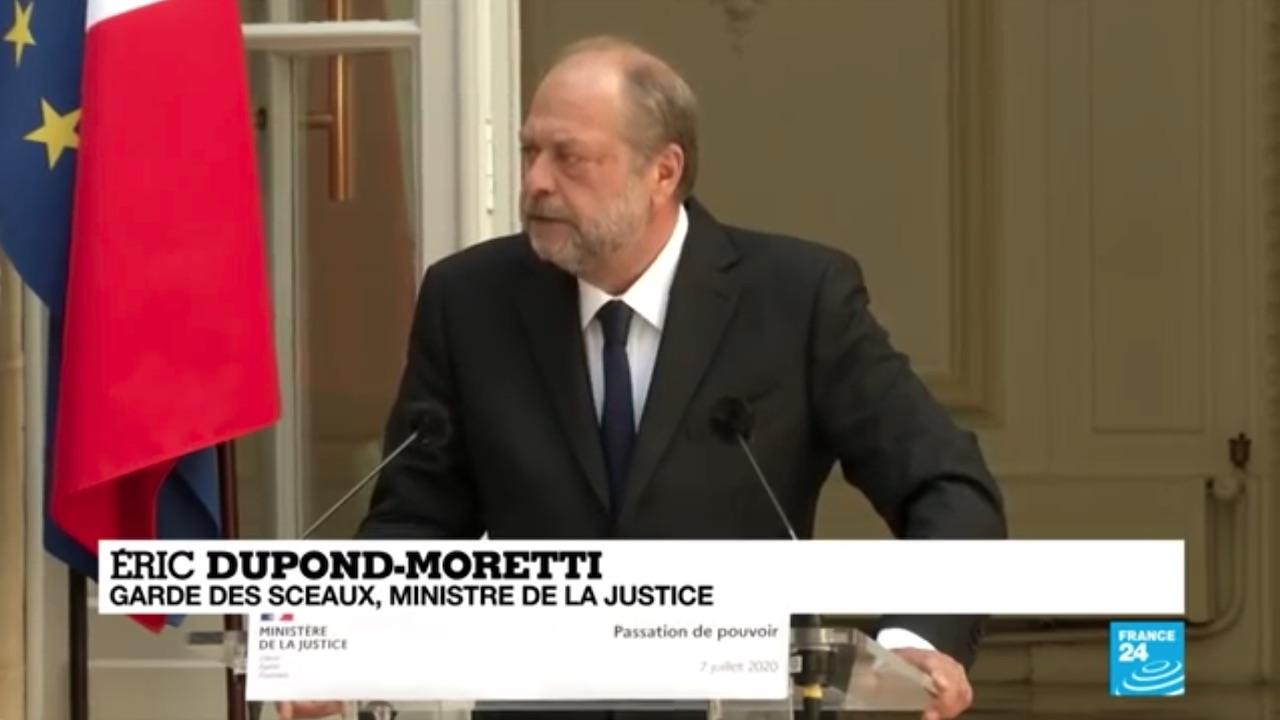 dupond moretti ministre justice