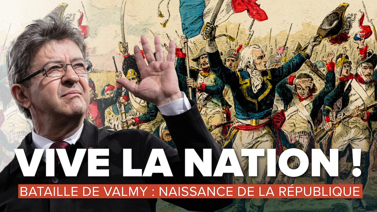 vive la nation valmy republique