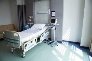 Lit hôpital