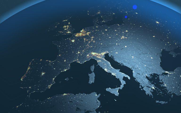 europe night map 3836707 1920