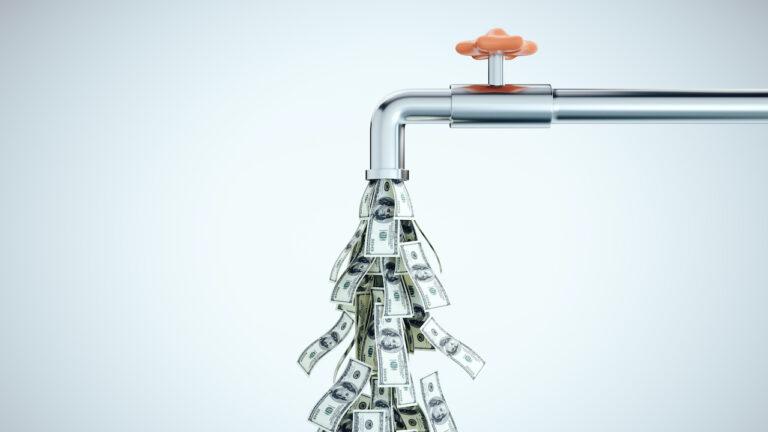 finance eau melenchon