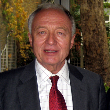 Ken Livingstone 2011