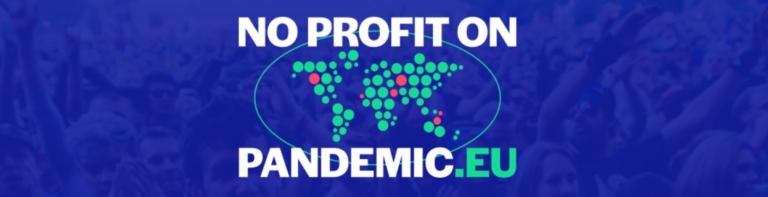 NoProfitOnPandemic Logo 2