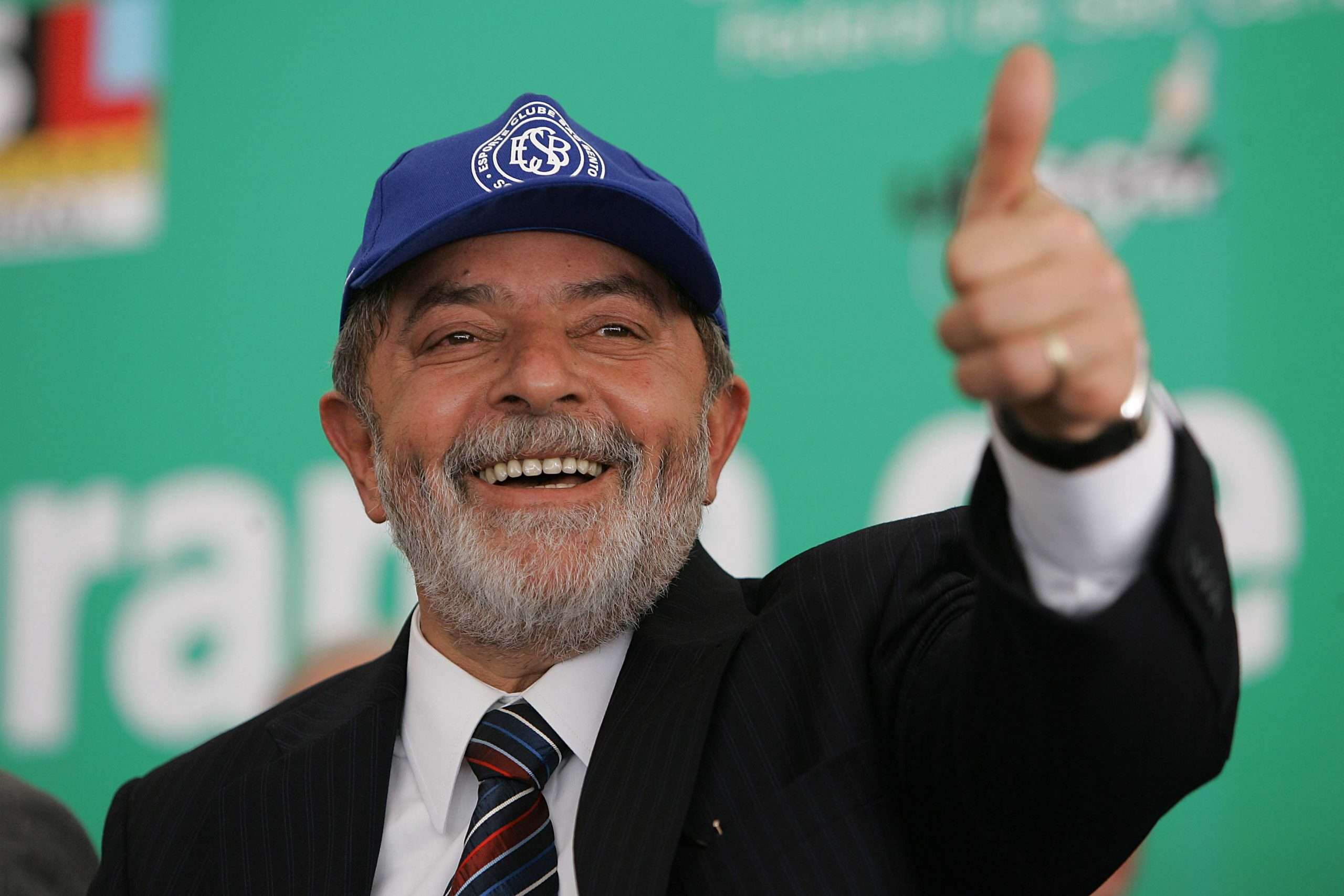 President Lula in 2006 scaled 1