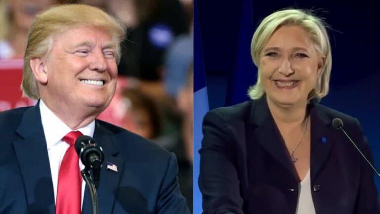 Trump Le Pen