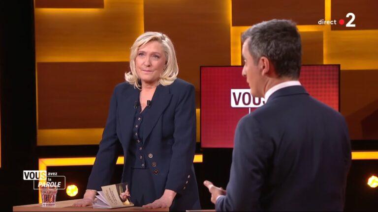 Le Pen darmanin