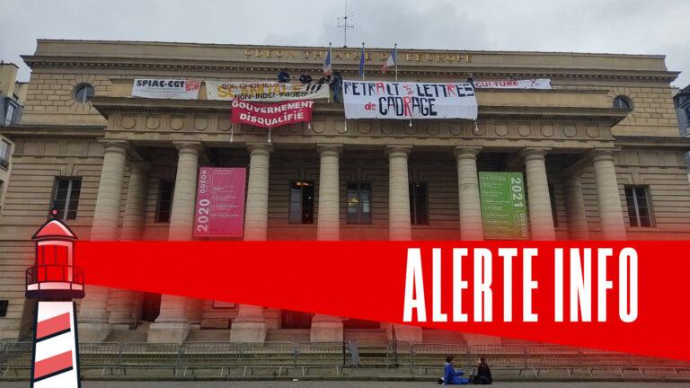 Alerte Odeon