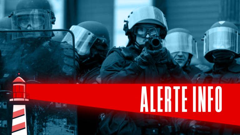 Police LBD AlerteInfo