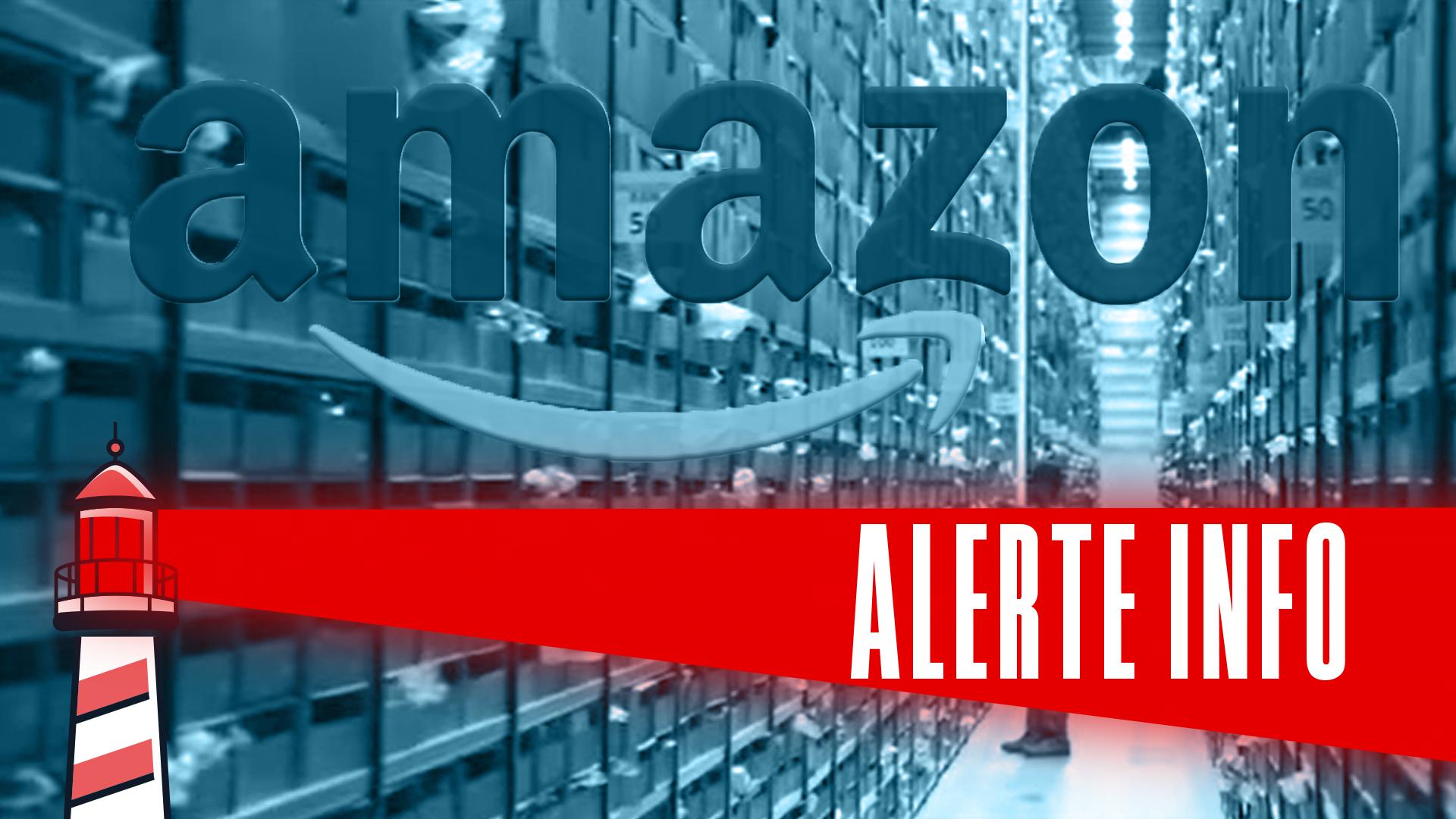 Alerte Info Amazon 1