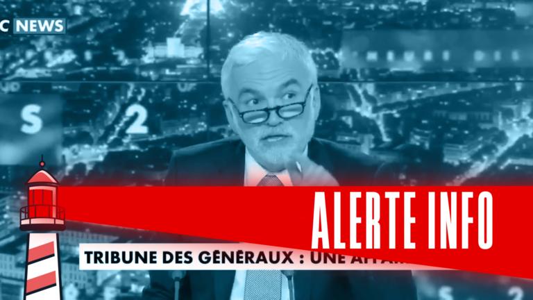 Alerte Info Pascal Praud