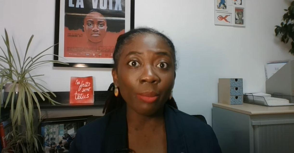 Danièle Obono présente une proposition de loi sur la Garantie d'emploi