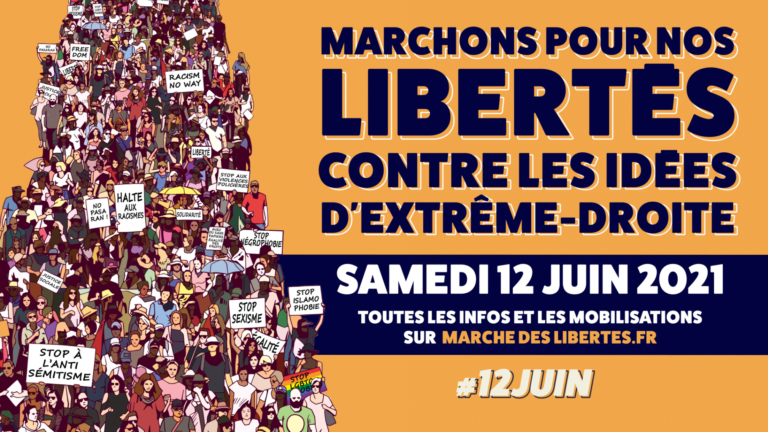 Marche Libertes