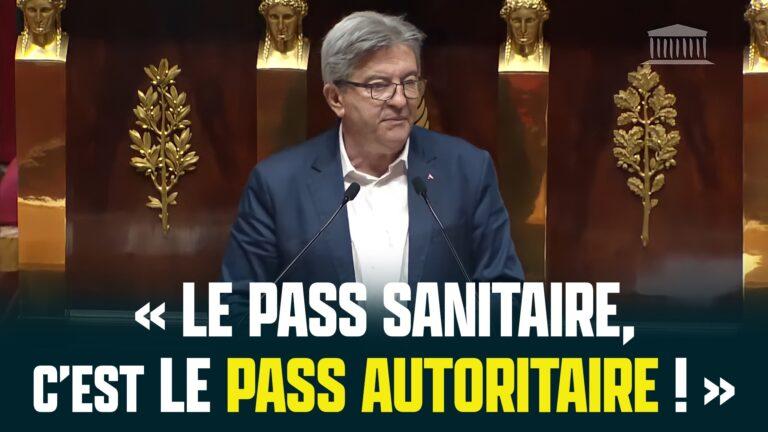 pass sanitaire pass autoritaire