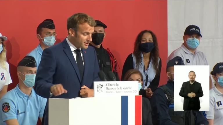 Macron Beauvau