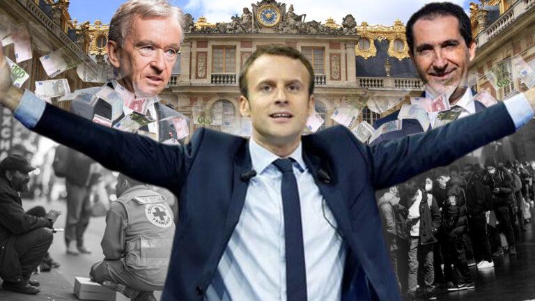 Minia Macron