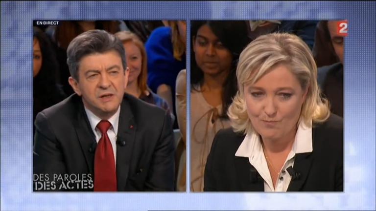 Miniature JLM Le Pen