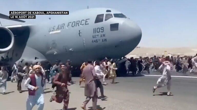 afghanistan aeroport