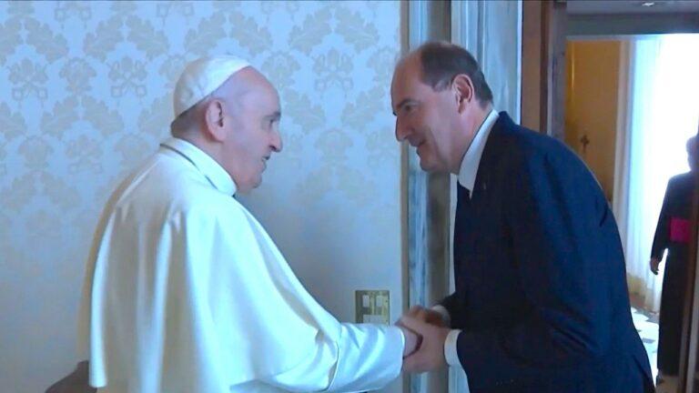 castex pape francois