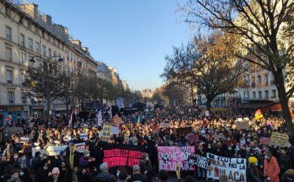 Paris-foule