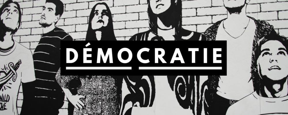 Visuel démocratie